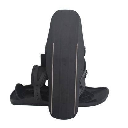 New Mini Ski Skates for Snow The Short Skiboard Snowblades High Quality Adjustable Bindings Portable Skiing Shoes Winter